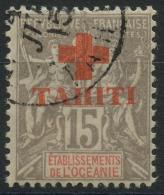 Tahiti (1893) N 35 (o) - Tahiti (1882-1915)