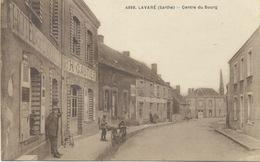72 - Lavaré : Centre Du Bourg . - France