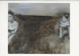 """Painting - """"Dune""""   Artist : Mette Hannemann  Denmark  # 07616 - Paintings"""