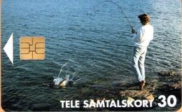 Aland - AX-ALP-0017, Fisherman, 7.000ex, 10/97, Mint - Aland