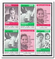 Amerika, Postfris MNH, Children's Asthma Research Institute And Hospital At Denver ( Above Imperf. ) - Machine Stamps (ATM)