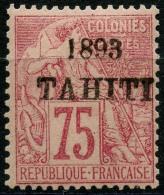 Tahiti (1894) N 29 * (charniere) - Tahiti (1882-1915)
