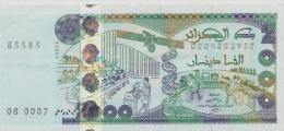 ALGERIA P. 144 2000 D 2011 AUNC - Algeria