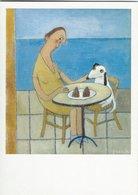 Painting -  Artist: Lone Villaume.   # 07622 - Paintings