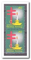 Amerika 1952, Postfris MNH, Christmas ( Above Imperf. ) - Machine Stamps (ATM)