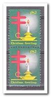 Amerika 1952, Postfris MNH, Christmas ( Above Imperf. ) - Frankeervignetten