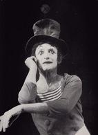 Magnifique Programme-souvenir Marcel Marceau, Théâtre Des Champs-Elysées, Paris, 1972 - Theatre, Fancy Dresses & Costumes