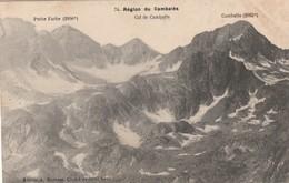 CPA REGION DE CAMBALES COL DE CAMBALES - France
