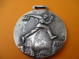 Course D'Orientation/Fédération Française/Championnats De France /Bronze Nickelé /1992                    SPO258 - Sports