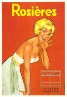 PUB Publicité NUGERON J 90 Cuisine Chauffage ROSIERES 1957 (d'après Affiche-Gaillard - Bibliothéque Fornay)*PRIX FIXE - Publicité