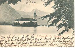 Haute-Autriche - CPA - Gmunden - Schloss Ort Bei Gmunden - Gmunden