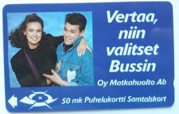 Oy Matkahhuolto Ab ., Finland - Finland