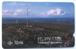 Radio Link Station In Levitunturi ., Finland - Finland