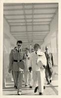Photo Postcard / ROYALTY / Belgium / Belgique / Roi Baudouin / Koning Boudewijn / Usumbura / 1955 / Hopital - Burundi