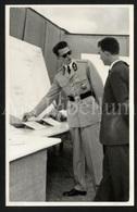 Photo Postcard / ROYALTY / Belgium / Belgique / Roi Baudouin / Koning Boudewijn / Usumbura / 1955 - Burundi