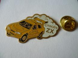 PIN'S   VOITURE  CITROEN  ZX - Citroën