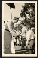 Photo Postcard / ROYALTY / Belgium / Belgique / Roi Baudouin / Koning Boudewijn / Muramvya / 1955 - Burundi
