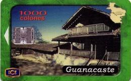 TARJETA TELEFONICA DE COSTA RICA. (CHIP). 05.01 GUANACASTE. 031. - Costa Rica