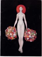 Rare Programme Pièce D'Oskar Panizza, Le Concile D'Amour, Théâtre De Paris, Paris, 1969 - Theatre, Fancy Dresses & Costumes