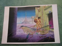 ST SEBASTIEN De METROPOTAMIE - Attaques Par Un Essaim De Lunettes (Huile 73x60) - Peintures & Tableaux