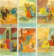 LIEBIG : S_1275/76 : 'Histoire De La Chine I & II - Jeux De Société
