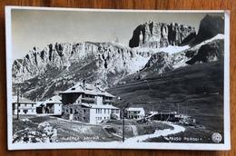 MONTAGNA  PASSO PORDOI ALBERGO SAVOIA  IL 3 GIUG NO 1925 - Altri
