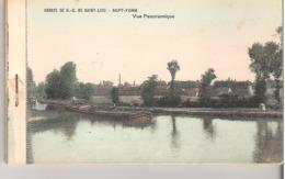 SEPT FONS -  Abbaye Notre Dame De Saint Lieu -  Carnet De 13 Cartes Détachables - Sonstige Gemeinden