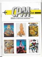 CPM Magazine  - Lot De 7 Revues - N°1 à 7 ( 1985/86) - Parfait état ( Voir Scan) - French