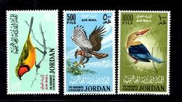 Jordanie Poste Aérienne YT N° 25/27 Neufs ** MNH. TB. A Saisir! - Jordanien