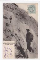 CPA 65 Guides Dans Les Glaciers Du Mont Perdu - Frankrijk