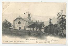 74 Haute Savoie  Saint Nicolas De Véroce Ed Numa Allantaz De St Gervais Les Bains - France