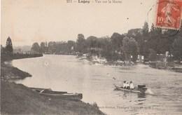 LAGNY Vue Sur La Marne, Barques - Lagny Sur Marne