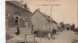 LAVENTIE RUE DE BANNOIS - Laventie