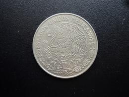 MEXIQUE : 1 PESO  1975 Mo Date Large   KM 460    TTB - Mexique