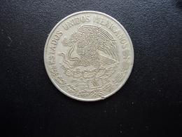 MEXIQUE : 1 PESO  1975 Mo Date étroite   KM 460    TTB - Messico