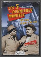 DVD Les 5 Dernières Minutes 45 Tours Et Puis S'en Vont - Policiers