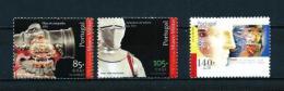 Portugal  Nº Yvert  2496/7-2521  En Nuevo - 1910-... Republic