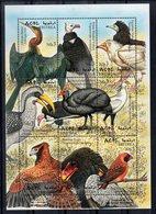 ERYTHREE - ERITREA - SOUVENIR SHEET - BLOC-FEUILLET - OISEAUX - BIRDS - 1997 - X 1 - - Eritrea
