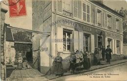 /! 5416 - CPA/CPSM  :  94 - Cercay : Le Bureau De Tabac (Commune De Villecresnes) - Otros Municipios