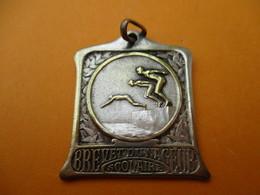 Natation/ Brevet Scolaire Du Nageur /Offert Par L'Intransigeant/ Bronze Nickelé / Vers 1930              SPO269 - Swimming