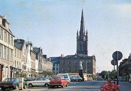 Scotland - Montrose - Street Scene - Cars - Angus