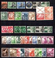 Allemagne/Reich Belle Petite  Collection D'oblitérés 1925/1938. Bonnes Valeurs. B/TB. A Saisir! - Germany