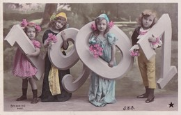 BONNE ANNEE 1901 - Nouvel An