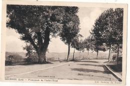 ***  46  ***  GOURDON  Promenade De L'arbre Rond  Neuve TTB - Gourdon