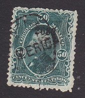 Mexico, Scott #121, Used, Hidalgo, Issued 1881 - Mexico