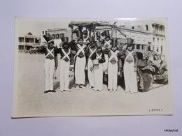 TRINIDAD-Cavalcade-Majors-Carte Photo - Trinidad