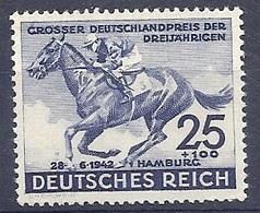 180029546  ALEMANIA  REICH  YVERT  Nº 738  **/MNH - Alemania