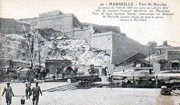 13 - MARSEILLE - Fort ST Nicolas - ANIMATION - Timone, Baille, Pont De Vivaux