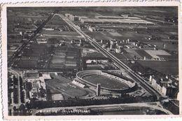 Stadio E Fiat Visti Dall' Aeroplano- V.1951 No Bollo - Stadiums & Sporting Infrastructures