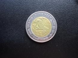 MEXIQUE : 1 PESO  1997 Mo   KM 603   TTB - Mexico